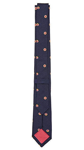 Paul Smith Mini Grapefruit Tie