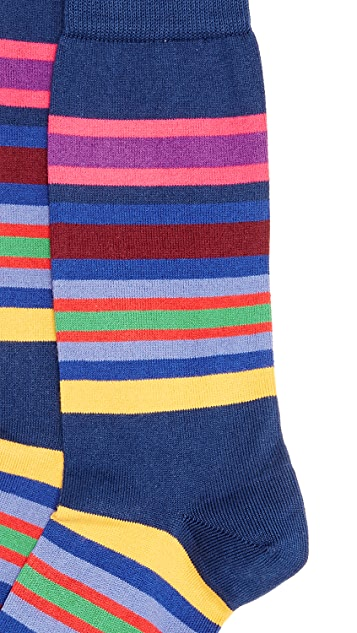 Paul Smith Kew Stripe Socks