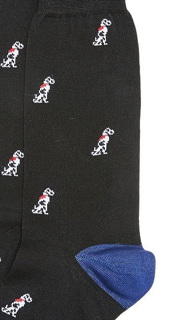 Paul Smith Dog Socks