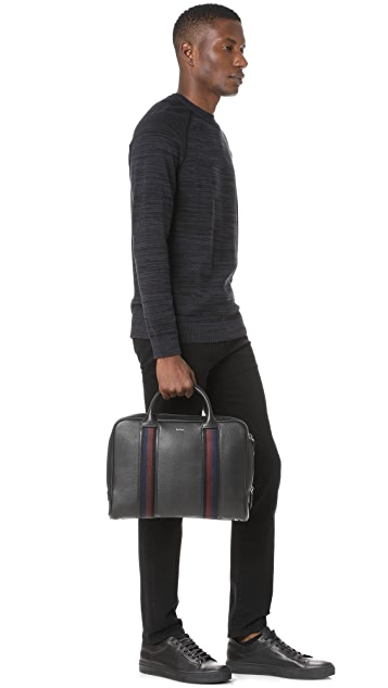 Paul Smith City Webbing Portfolio Briefcase
