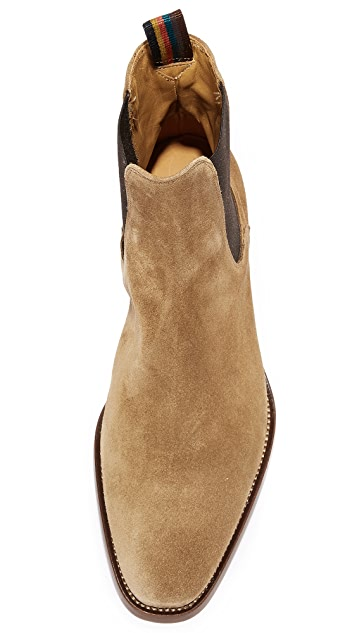 Paul Smith Bobby Suede Chelsea Boots