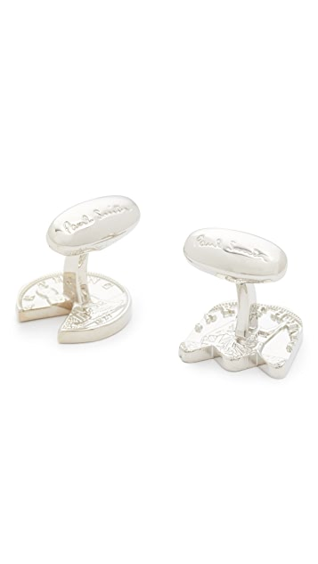 Paul Smith Pacman Cufflinks