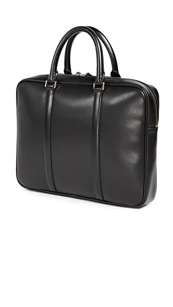 Paul Smith City Emboss Portfolio Briefcase