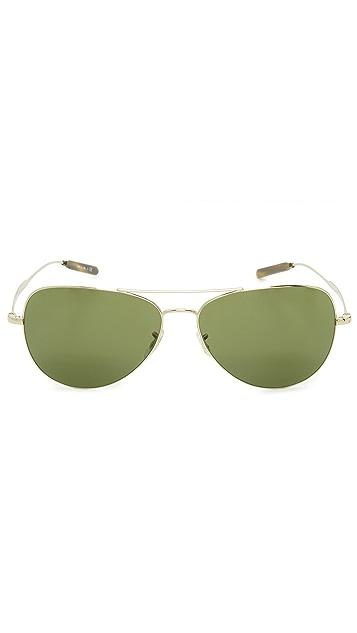 Paul Smith Davison Aviator Sunglasses