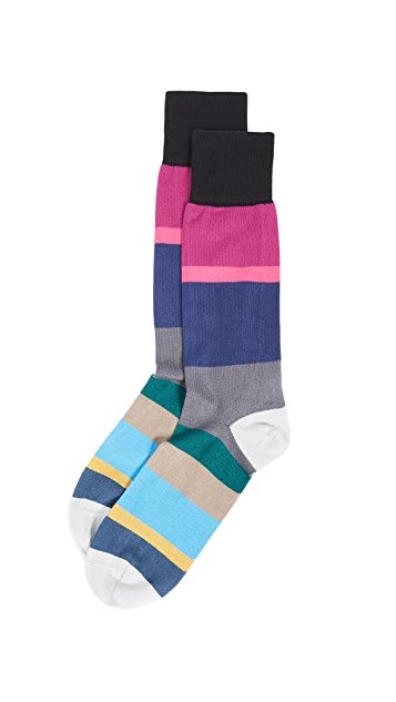 Paul Smith Jolly Block Socks