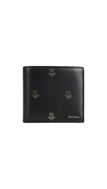 Paul Smith Rabbit Embossed Wallet