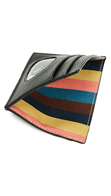 Paul Smith Eye Slip Card Holder