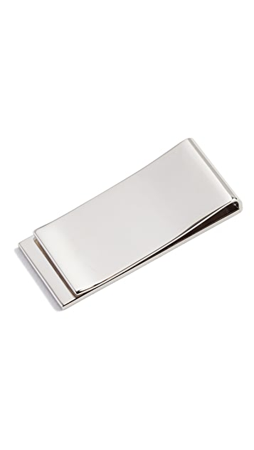 Paul Smith Letter Money Clip