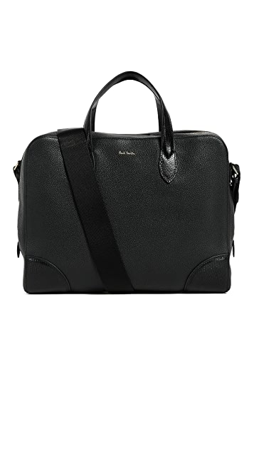 Paul Smith Classic Tech Leather Bag