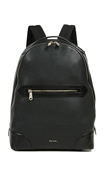 Paul Smith Classic Tech Leather Bag
