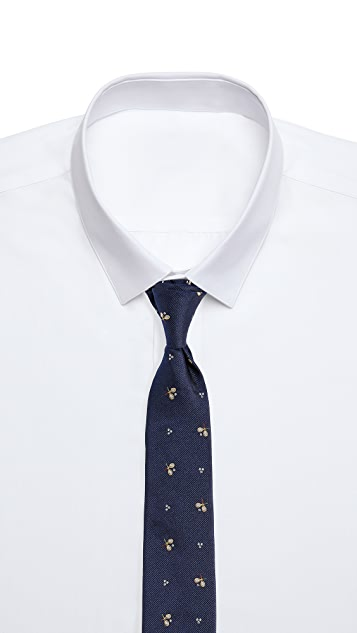 Paul Smith Badminton Tie