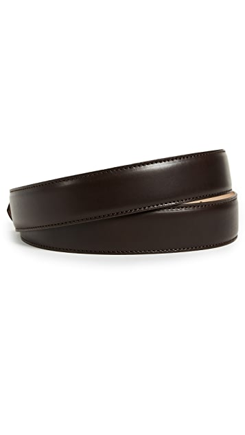 Paul Smith Multi Stripe Keeper Belt