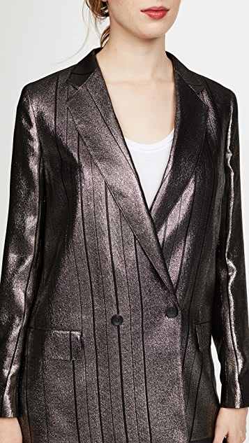 Paul Smith Metallic Blazer