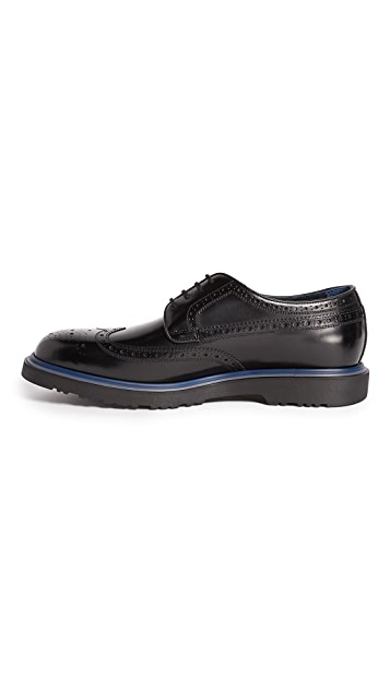 Paul Smith Crispen Black High Shine