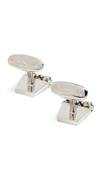 Paul Smith Popcorn Cuff Links