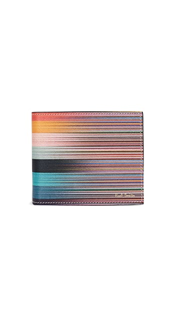 Paul Smith Artist Stripe Billfold