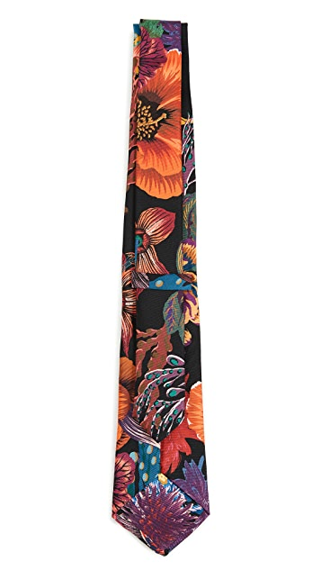 Paul Smith Koi Print Tie
