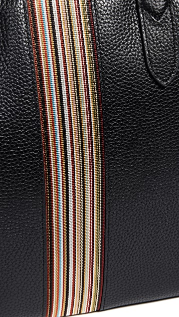 Paul Smith Multistripe Webbing Portfolio
