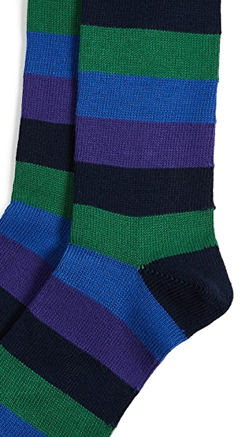 Paul Smith Oatso Stripe Socks