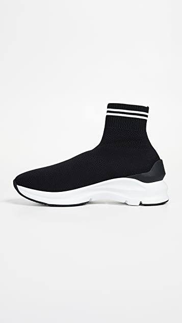Paul Smith Sweep Sock Sneakers