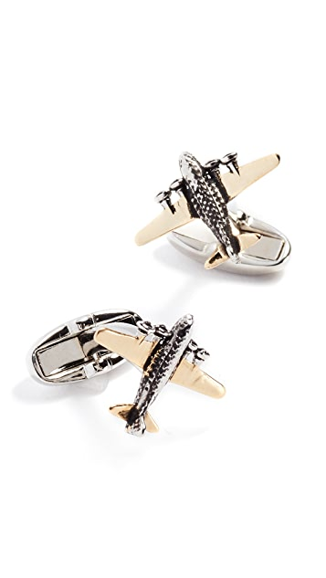 Paul Smith Aeroplane Cufflinks