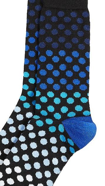 Paul Smith Wopex Polka Socks