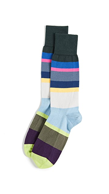 Paul Smith Mike Stripe Socks