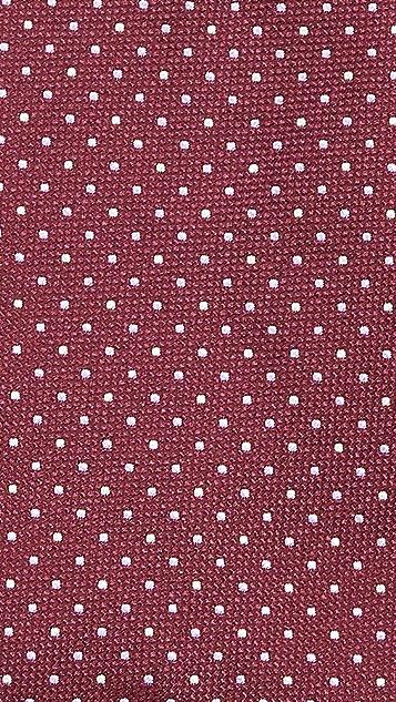 Paul Smith Dot Print Tie