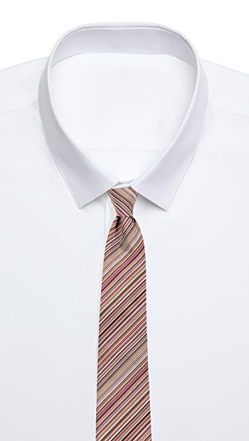 Paul Smith Multistripe Tie