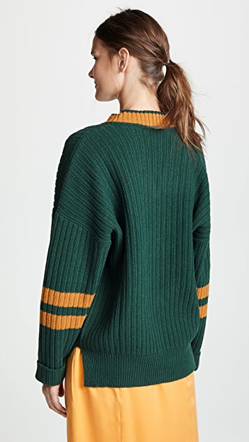 Paul Smith Varsity Sweater