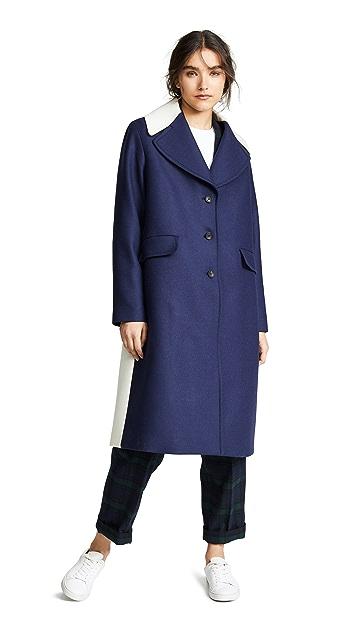 Paul Smith Long Collared Coat