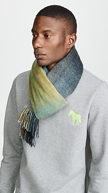 Paul Smith Cosmos Scarf