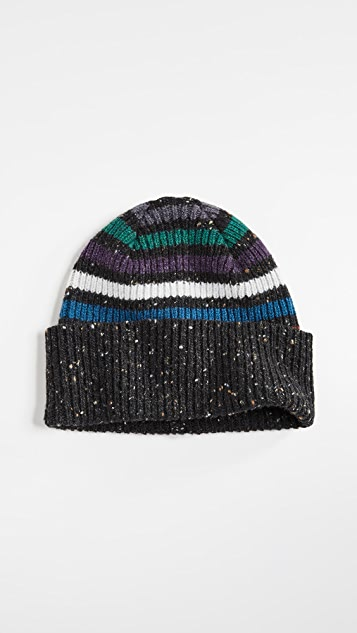 Paul Smith Donegal Stripe Beanie