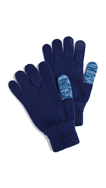 Paul Smith Twisted Thumb Gloves