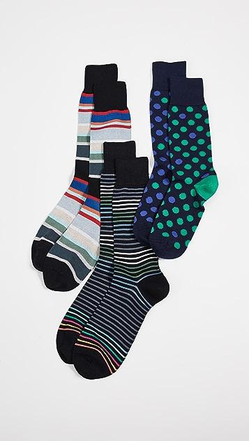 Paul Smith Socks 3 Pack