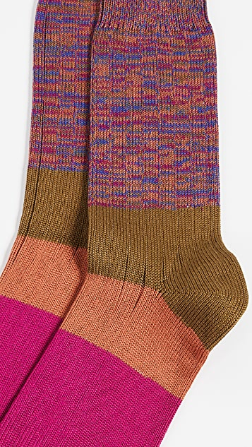 Paul Smith Quadblock Socks