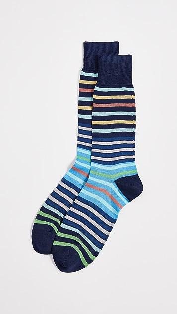 Paul Smith Compo Stripe Socks