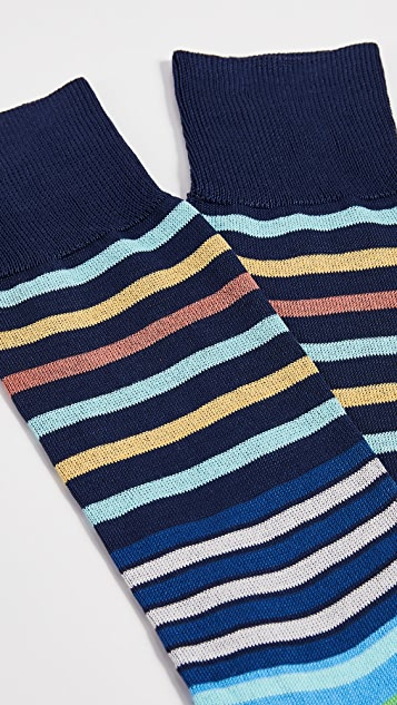 Paul Smith Compo Stripe Socks