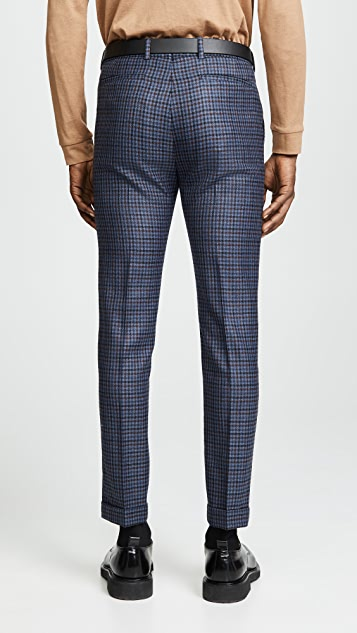 Paul Smith Pleated Front Trousers