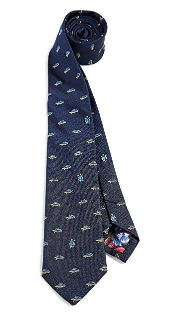 Paul Smith Narrow Turtle Tie