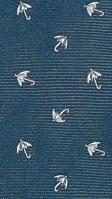 Paul Smith Narrow Umbrella Tie