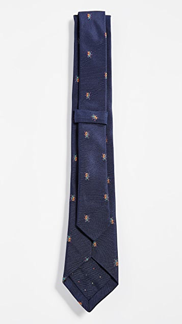 Paul Smith Narrow Bugs Tie