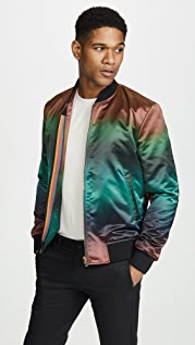 Paul Smith Bomber Jacket with Jet Pockets