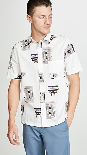 Paul Smith Soho Short Sleeve Shirt