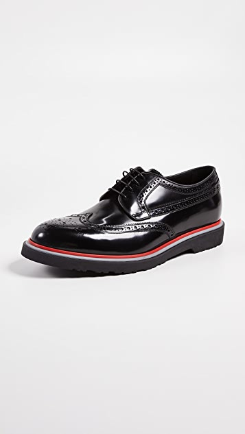 Paul Smith Crispin Lace Up Shoes