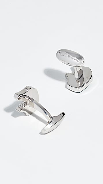 Paul Smith Dinosaur Head Cufflinks