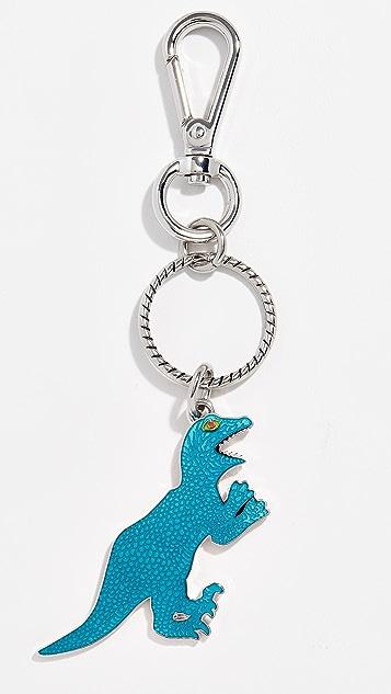 Paul Smith Dinosaur Key Ring