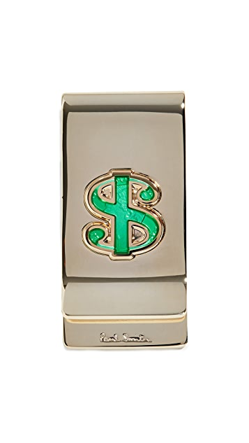 Paul Smith Dollar Sign Money Clip