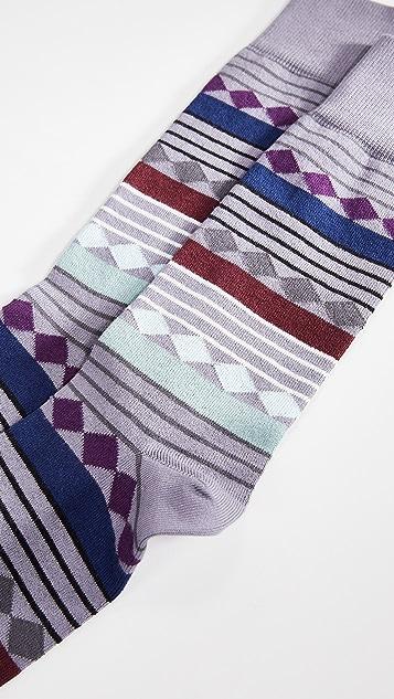 Paul Smith Maris Stripe Socks