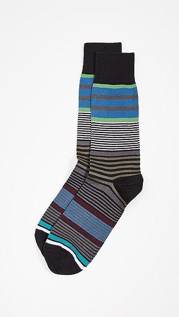 Paul Smith Rak Stripe Socks